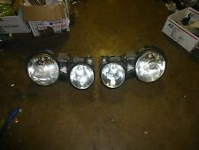 JAGUAR S TYPE 2005 2006 2007 2008 LEFT RIGHT HEADLIGHTS