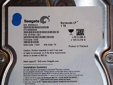 Seagate st31000520as | 9vx | p/n: 9tn154-301 | f/w: cc32 | tk | 1tb #01