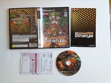 Beatmania 2DX IIDX 8th Style KONAMI SONY Playstation PS2 JAPonais