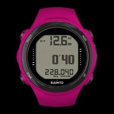 Suunto D4i Novo Pink Diving Computer Dive Watch make in Finland - US