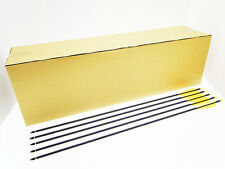 """100 Frecce Carbonio Arco 80 CM 30"""" per arco 30-65 punta svitabile Freccia Archi"""