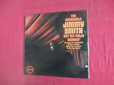 """The Incredible Jimmy Smith """"Verve"""" Lp - Got My Mojo Working"""