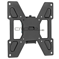 Slim Flat Tilting TV Wall Mount Bracket LCD Plasma 23 25 27 32 37 40 42 Inch