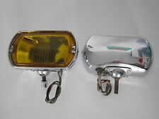 Vintage Lucas FT/LR8 yellow driving fog light Ford Mustang Shelby GT 350/500