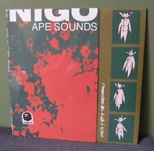 "Nigo ""Ape Sounds"" 2x LP Mo' Wax Japan Sealed Unkle DJ Krush Shadow BAPE"