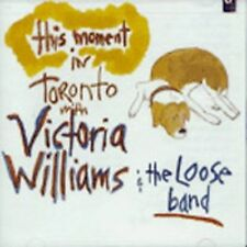 Audio CD This Moment: Live In Toronto  - WILLIAMS, VICTORIA VeryGood