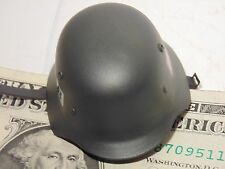 Miniature 1/6 scale Dragon WW2 German Elite unit plastic Army Helmet