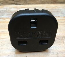 Travel Adapted Plug/UK To European 2 Pin/Electrical Travel Accessory