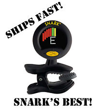 SNARK SN-8 CHROMATIC CLIP-ON TUNER & METRONOME FOR GUITAR, BASS, ALL INSTRUMENTS
