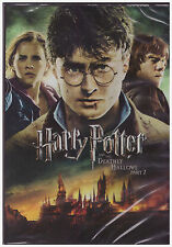 HARRY POTTER 7.2 DEATHLY HALLOWS PART 2 (DVD, 2011) NEW