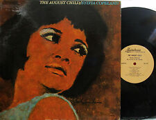 Sylvia Copeland - The August Child  (Mainstream 5603)  (Mono)