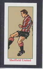 Philip Neill - Classic Soccer Strips 2006 - # 10 Sheffield United