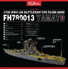 Flyhawk 1/700 780013 IJN Yamato for Fujimi