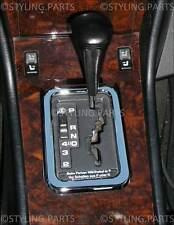 MERCEDES W126  S-Klasse ab 1979-1991 AUTOMATIK SCHALTKULISSE CHROM MAßE beachten