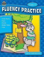 G, Fluency Practice, Grades 1-2, Petersen, Kathleen, 1420680404, Book