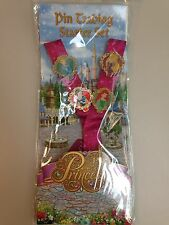 Disney Pins Princess Lanyard Booster Set