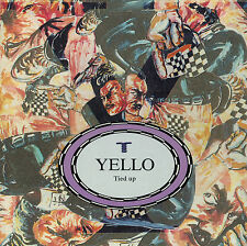 CD MAXI Yello ‎– Tied Up,Sehr gut, Mercury ‎– 872 397-2 von 1988