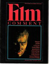 Film Comment September-October 1979 Horror Dracula Rocky Horror Picture Show