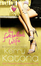 The Footballer's Wife Kerry Katona Paperback Book Brand New