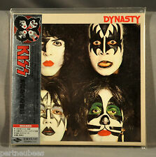 KISS Dynasty JAPAN '06 Original Mini LP CD UICY-93101 OOP OBI Authentic!