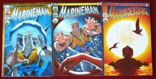 Marineman (2011) #2, 4 & 5 - First Printing - Comic Books - Image Comics