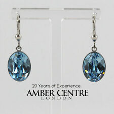 NEW!GENUINE HAND MADE COEUR DE LION BLUE COLOUR EARRINGS RRP£60-4809/0720 20