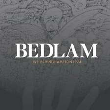 bedlam - live in binghamton 1974 (Angel Air )   CD