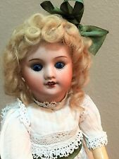 """FRENCH Marked  FRANCE SFBJ 60 PARIS 14"""" doll Beautifully Dressed"""