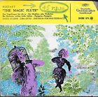 Mozart the magic flute 45RPM vintage Philips Electrical German 30202 EPL