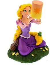 Disney Parks Tangled Rapunzel & Pascal with Light Up Lantern Figurine NEW