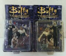 "Gentlemen set of 2 Action Figures - Buffy The Vampire Slayer - Moore  ""NEW"""