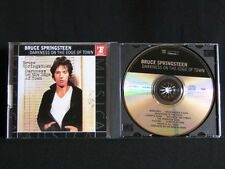Bruce Springsteen. Darkness On The Edge Of Town. 1978. Compact Disc. Italy Made