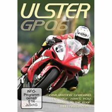Ulster Grand Prix 2006 review (New DVD) World's fastest road race Dundrod NTSC