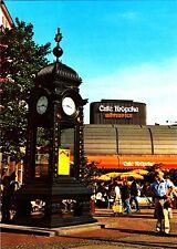 Hannover , Kröpcke Uhr , Ansichtskarte , ungelaufen