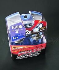 GENUINE 4350K MTEC H7 SUPER WHITE XENON HID BULBS