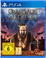 Playstation 4 Grand Ages Medieval Total War NEU