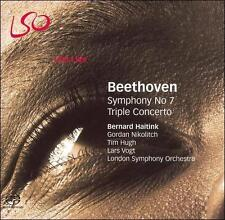 Symphony No. 7, Triple Concerto (Haitink, Lso) SACD NEW