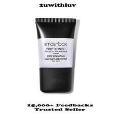SMASHBOX PHOTO FINISH FOUNDATION PRIMER PORE MINIMIZING TRAVEL SIZE 15ML 0.5 OZ