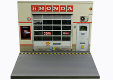 Diorama présentoir Honda - 1/43ème - #MR43A074