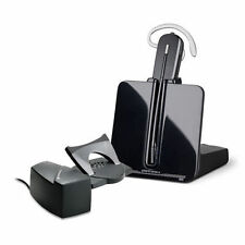 Plantronics CS540/A Wireless Convertable DECT Headset + Savi HL10 Handset Lifter