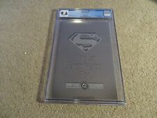 Superman #75 Death Of CGC 9.6 Poly-Bagged Edition 1993 White Pages DC