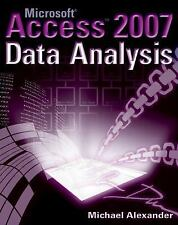Microsoft Access 2007 Data Analysis-ExLibrary