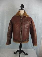 WWII Coastal Command Irvin Flying Jacket Circa 1940