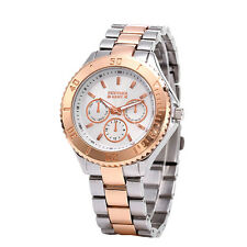 Newyork Army Oversized Elegant Ladies Rosegold tone Watch NYA155 - TWO-TONE