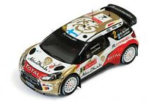 1/43 Citroen DS3 WRC Total Abu Dhabi  Rally Portugal 2013  M.Hirvonen