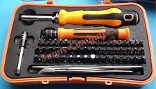 58 in 1 Screwdriver Set Mobile Phone PC Laptop Repair Kit YH-201103 Inc Tweezers