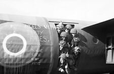 7x5 Gloss Photo ww112B Normandy Para GBCA 6th Airborne Division Planeur Angels
