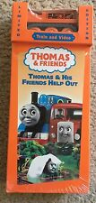 THOMAS & FRIENDS HELP OUT VIDEO VHS *NEW & RARE* - WOODEN TERENCE 2002 CARLIN
