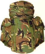 Genuine British Army DPM Camouflage 30L Patrol Pack (Rucksack or Bergen) Grade B