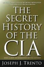 The Secret History of the CIA by Joseph J. Trento (2005, Paperback)